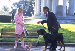 Scene from Legally Blonde 2 - The movie