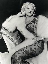 "Mae West was my ""Twostume"""