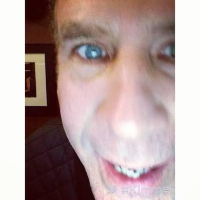 Will Ferrell Selfie
